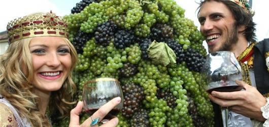 Kam letos na vinobraní? Máme pro vás tipy!