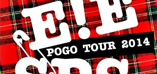 Pankáči z SPS a E!E zahajují další ročník Pogo Tour