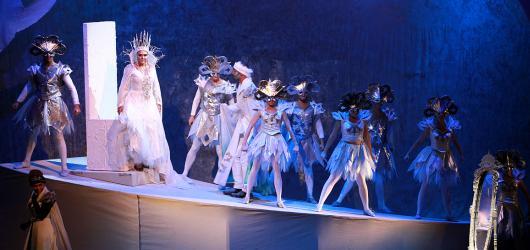 Fotogalerie z předpremiéry nového muzikálu Sněhová královna