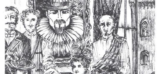 Hrad Rožmberk opustilo po pěti úspěšných představeních Strašidlo cantervillské