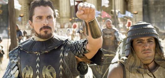 Krvavá biblická řežba od Ridleyho Scotta. To je Exodus: Bohové a králové