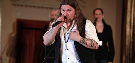 Petr Kolář - rocker sduší romantika na Žofíně