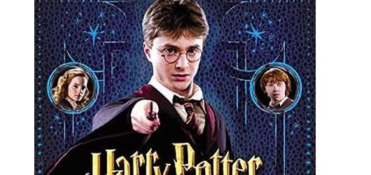 Rozšiřte si výhrou svou sbírku o knihu Harry Potter - Filmová kouzla