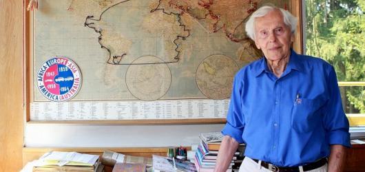Století Miroslava Zikmunda:  Skvělý dokument o dvou výjimečných cestovatelích