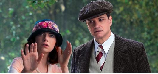 Kouzlo měsíčního svitu: Woody Allen i Colin Firth v excelentní formě