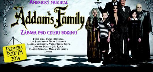Taková nenormální Addamsova rodina