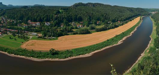 Saské Švýcarsko: Pohádková příroda za humny