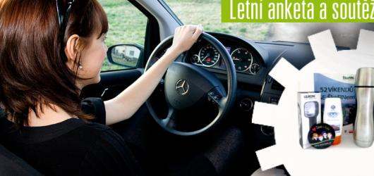Letní soutěž s magazínem Žena v autě o 27 dárkových balíčků