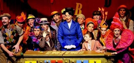 Kouzelná chůva Mary Poppins se vrací do Hybernie v exkluzivních 25 představeních