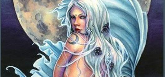 Karty mořských panen vás dovedou do něžné tajemnosti