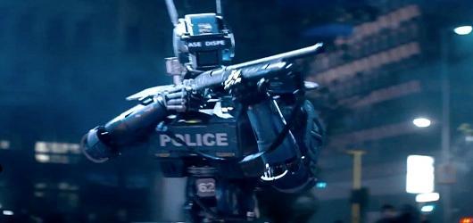 Chappie: akčně-pohádkový mix Robocopa a Čísla 5 v gangsterském stylu