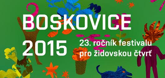 Festival Boskovice 2015 slibuje multikulturní zážitkový víkend