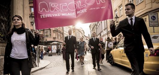 Festival mladé módy Arcolor vyhlásil nového ArtFashion Designera pro rok 2015