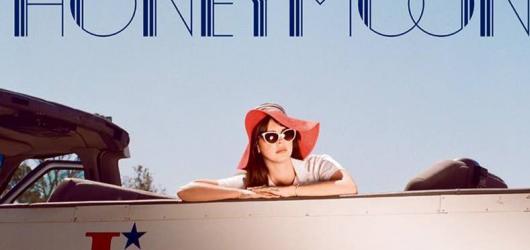 Hypnotické líbánky Lany Del Rey