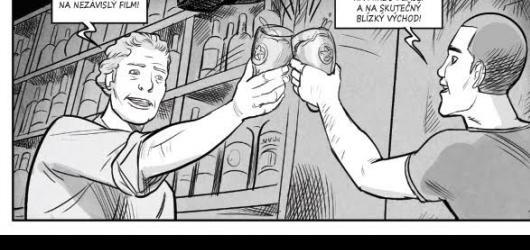 Jak se vyrovnat s traumatem? Vytvořte komiks, natočte film, třeba jako Joshua Faudem!