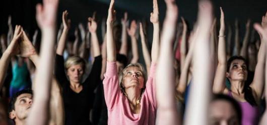 Z Prahy se v neděli stane hlavní město jógy. Vypukne Yoga Sensation 2015