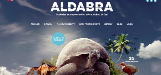 Aldabra: snový 3D výlet do překrásného ostrovního světa!