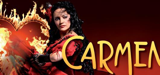 Carmen se vrací na prkna divadla Karlín. V hlavní roli výhradně s Lucií Bílou