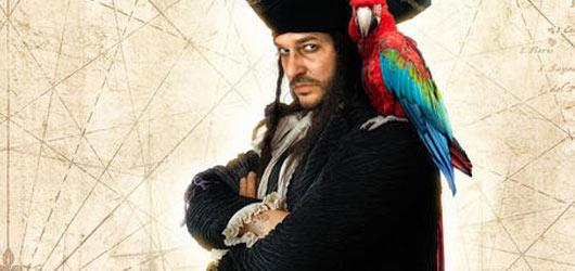 Piráti, rum a Louis Stevenson v Brně