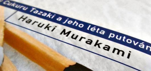 Haruki Murakami vydal další výjimečný kousek. Přichází Bezbarvý Cukuru a jeho léta putování