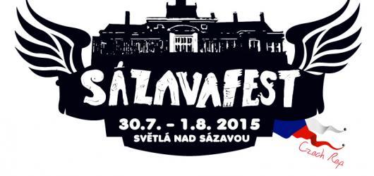 Blesková soutěž o 4 vstupenky na Sázavafest