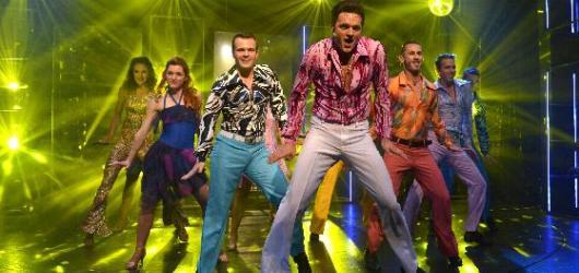 Horečka sobotní noci aneb Barevná disco show Jána Ďurovčíka