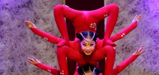 Rozdáváme vstupenky na akrobatickou show Čínského národního cirkusu