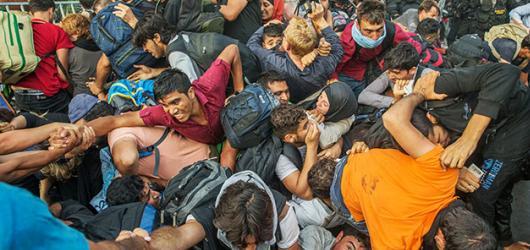 Czech Press Photo letos pod tíhou migrační vlny