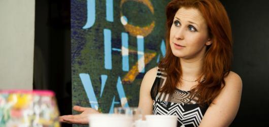 Marija Aljochinová v Ji.hlavě: K Zemanovi mám soucit