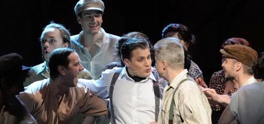 Evita stále okouzluje Ostravu. I po roce jsou představení beznadějně vyprodaná!
