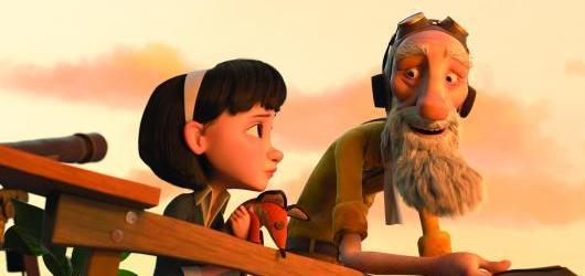 Malý princ vykouzlil svůj vlastní filmový svět