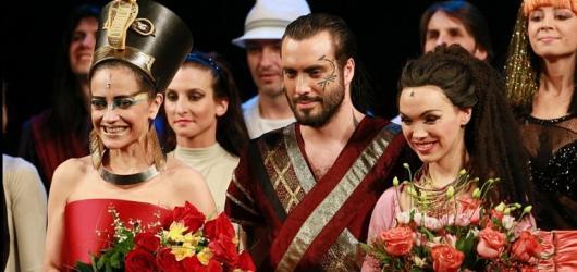 Muzikál Aida v červnu končí. Zbývá posledních sedm představení