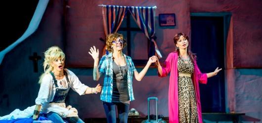Muzikálová Mamma Mia představuje nové tváře