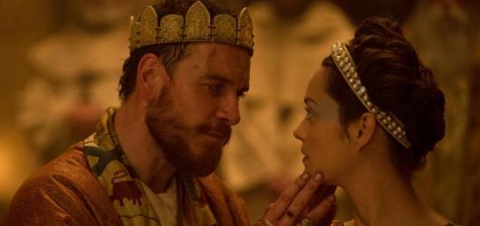 Poetický Macbeth je velkolepou vizuální podívanou