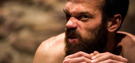 Neklid: divadelní reportáž z psychiatrické léčebny