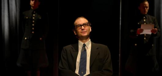 Adolf Eichmann ožívá na prknech ostravské Arény