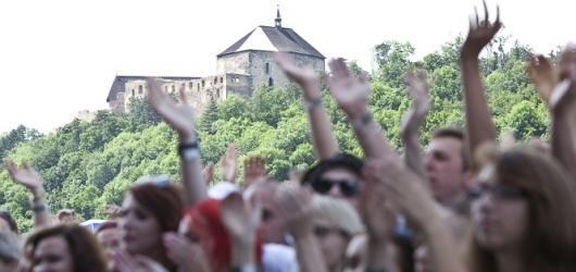 Festivalové turné Hrady CZ startuje na Točníku již v pátek. Nabízí rozšířený hudební program