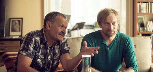 Miroslav Krobot připravuje nový film. Točí ho v Olomouci
