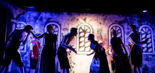 Obnovená premiéra muzikálu Cyrano sklidila zasloužené ovace, mladí umělci překvapili publikum svým nasazením