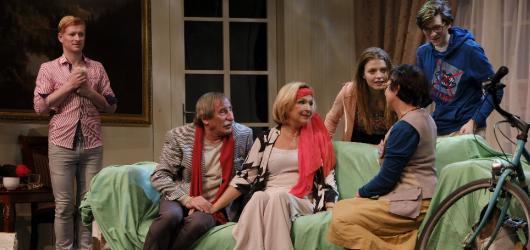 Francouzská komedie Pro tebe cokoliv sklízí v Kalichu bouřlivé ovace