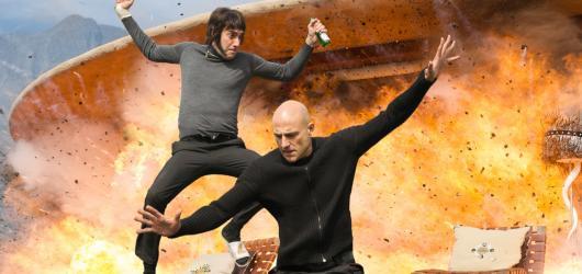 Grimsby: akční komedie jenom pro otrlé