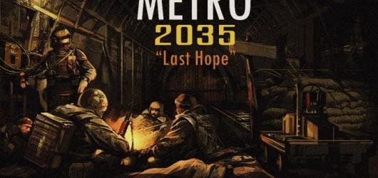 Metro 2035: Mistrovsky popsaná realita zasazená do smyšleného světa