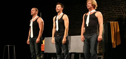 Olomoucké Divadlo na Šantovce se dozvědělo Vše o mužích