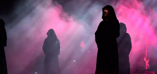 FOTOREPORT: Mystičtí Gregorian ovládli Prahu!