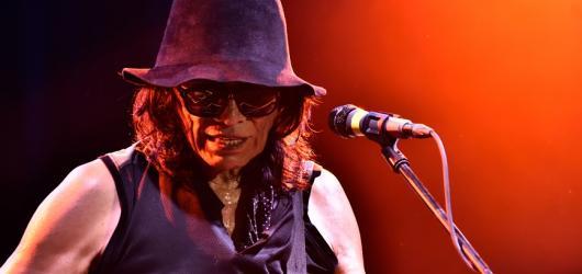 REPORT: Slavný písničkář Sixto Rodriguez se představil ve Foru Karlín