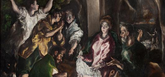 Olomoucké Muzeum umění chce nafotit živý obraz. Hledá postavy z plátna El Greka