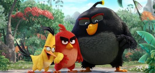 Angry Birds: jak se ze šťastných ptáků stali naštvaní opeřenci