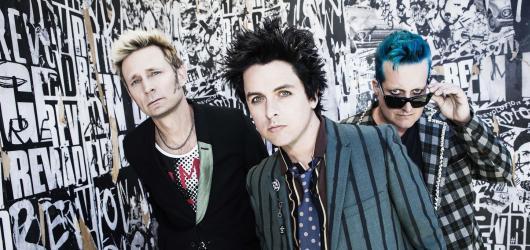 Green Day konečně zahrají znovu v Praze! Dovezou novou desku i starší hity