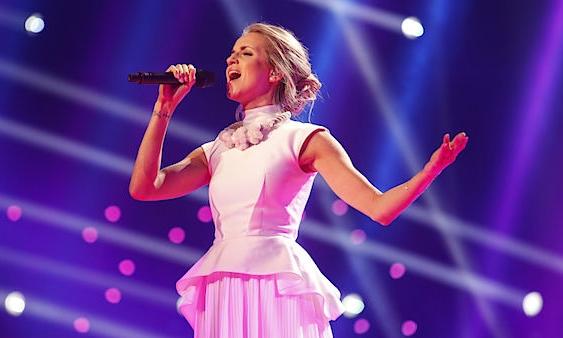 Eurovizi vyhrála Ukrajina. Gabriela Gunčíková skončila předposlední
