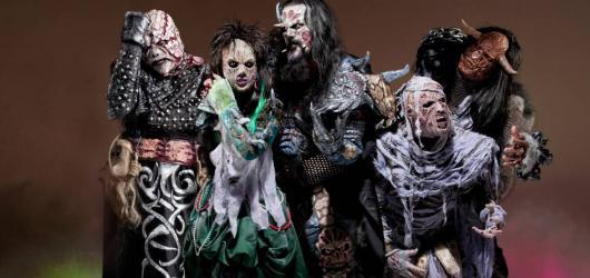 Monstrózní Lordi vystoupí po šesti letech v Ostravě